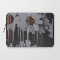 A little pretty, A little Messed up Laptop Sleeve by duckyb
