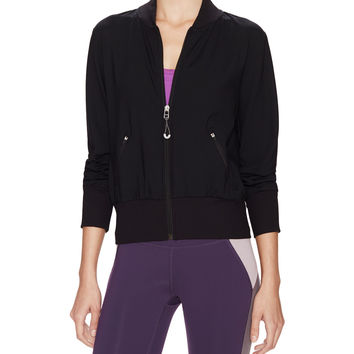 Flight Zipper Front Jacket