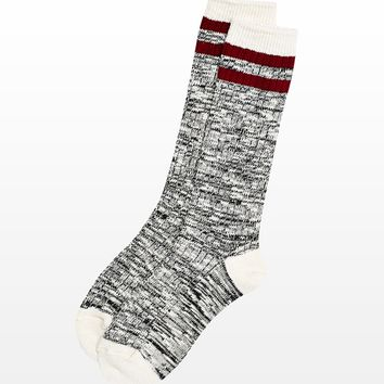 Mid Calf Sporty Trapper Socks