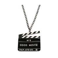 Collector Chanel Coco n°5 Movie Pendant