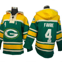 KUYOU Green Bay Packers Lacer - Several Players