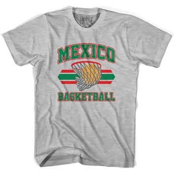 Mexico 90's Basketball T-shirts