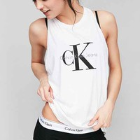 Calvin Klein For UO Racerback Tank Top