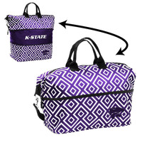 Kansas State Wildcats NCAA Expandable Tote