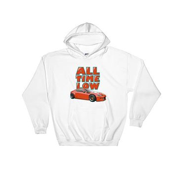 All time low Hooded Sweatshirt