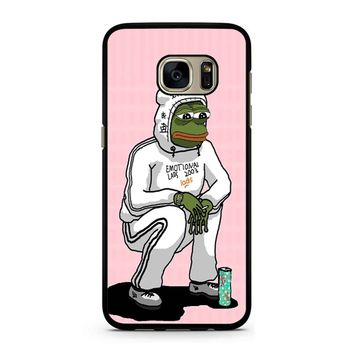Aesthetic Pepe 1 Samsung Galaxy S7 Case