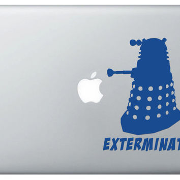 "Doctor Who ""Dalek"" Vinyl Decal"