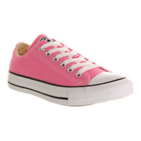 Converse Converse All Star Low Pink Canvas - Hers trainers