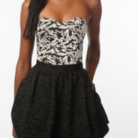 UrbanOutfitters.com > Lucca Couture Sweetheart Stretch Bustier Top