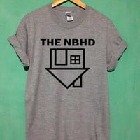 the nbhd shirt the neighbourhood tshirt the nbhd t shirt the nbhd tank the neighbourhood shirt size S,M,L,XL