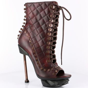 Hades 'IXX' Lace Up Ankle Boot