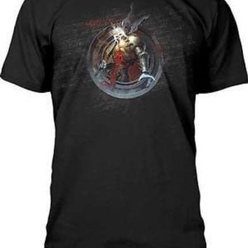 Diablo III 3 Skeleton King New Blizzard Officially Licensed Adult T-Shirt S-4XL