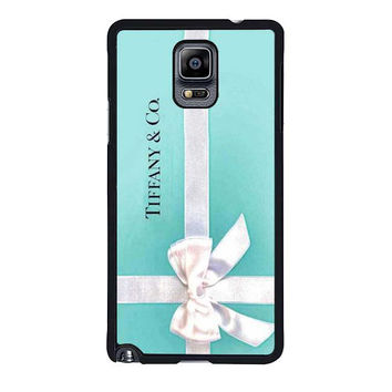 tiffany co ribbon samsung galaxy note 4 note 3 cover cases