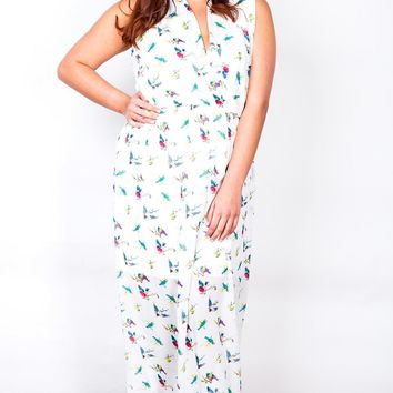 Rylan Wrap Maxi Dress