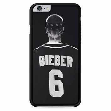 Justin Bieber Jersey iPhone 6 Plus / 6S Plus Case