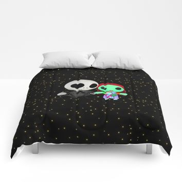 Halloween Babies | Jack | Sally | Christmas | Nightmare Comforters by Azima