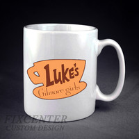 Gilmore Girls Luke's Inspired Personalized mug/cup