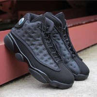 DCCK - Air Jordan 13 Retro 'Black Cat'