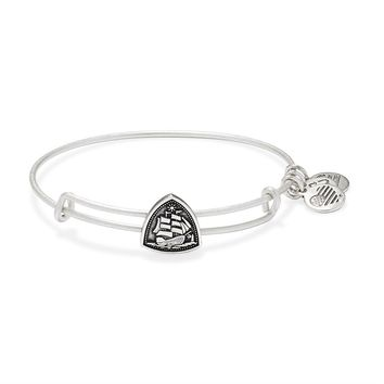 Steady Vessel Slider Charm Bangle