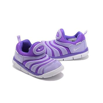 NIKE DYNAMO FOR KID Color Purple Running Shoes