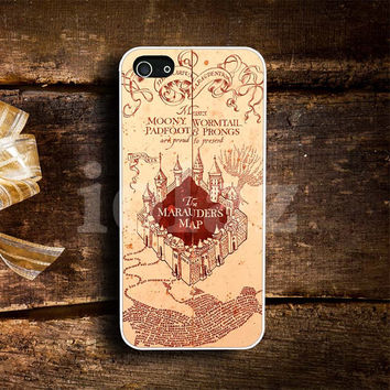 marauder's map Design mobile Phone case
