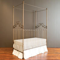 Parisian 3 In 1 Crib in Venetian Gold