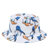 Neff Donald Bucket Hat - Mens Backpack - White - One