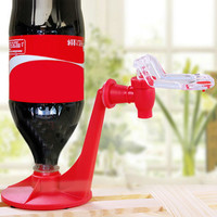 Attractive Saver Soda Dispenser Bottle Coke Upside Down Drinking Water Dispense Machine Gadget Party Home Bar