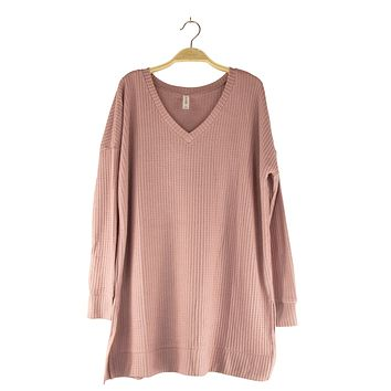 Unbeatable Tunic in Light Brown