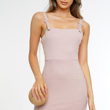 Ferry Dress - Mauve