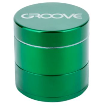 Groove Grinder/Sifter 4 Piece- 50mm