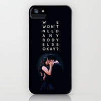 Greys Anatomy: Jolex iPhone & iPod Case by drmedusagrey