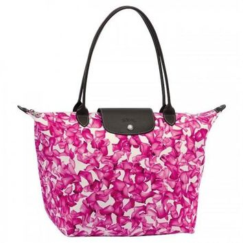 Longchamp Darshan Tote Bags Pin It