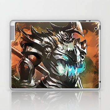 League of Legends HECARIM Laptop & iPad Skin by naumovski
