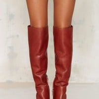 Sam Edelman Rylan Knee-High Leather Boot