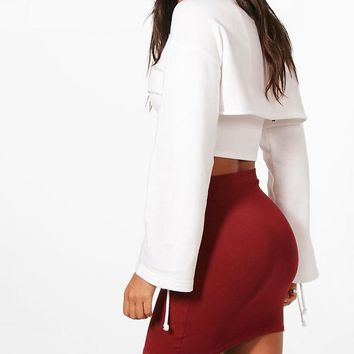 Bella 3 Pack Basic Jersey Mini Skirt | Boohoo