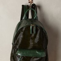Marseillan Calf Hair Backpack by Anthropologie Holly One Size Bags
