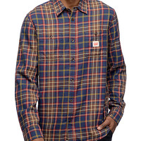 Vans x Only NY Woven Flannel Shirt