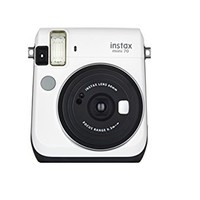 Fujifilm Instax Mini 70 Camera (Moon White)