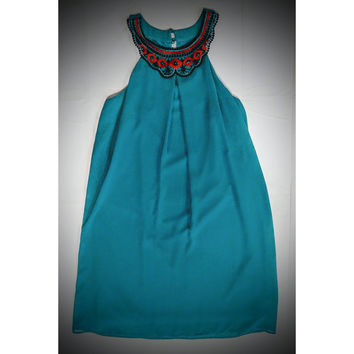In of San Francisco dress   very soft -  size  small -.