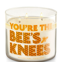 HONEY VANILLA3-Wick Candle