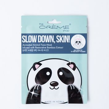 Slow Down Skin Mask
