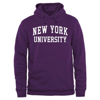 NEW AGENDA NYU VIOLETS PURPLE ARCH T-SHIRT