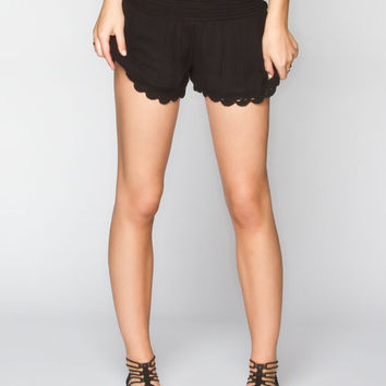 O'neill Roland Womens Shorts Black  In Sizes