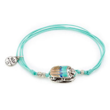 Bracelet with Silver Plated Embellishment - Gas Bijoux | WOMEN | US STYLEBOP.COM