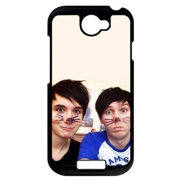 Dan And Phil 2 HTC One S Case