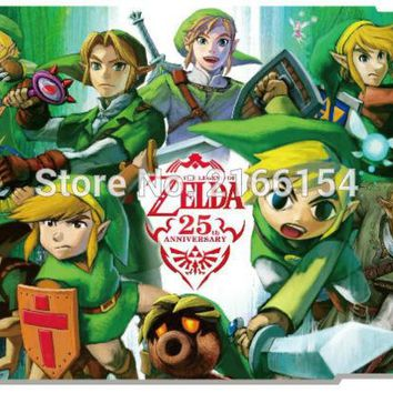 The Legend of Zelda Cell phone Cover For iphone 5 5S SE 5C 6 6S Touch 5 6 For Samsung Galaxy J1 J2 J3 J5 J7 A3 A5 A7 A8 Case