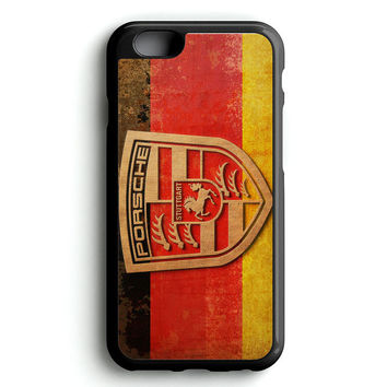Porsche German Logo iPhone 4s iphone 5s iphone 5c iphone 6 Plus Case | iPod Touch 4 iPod Touch 5 Case