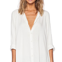 Obey Rimbaud Blouse in Ivory