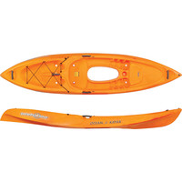 Ocean Kayak Peekaboo Tandem Kayak - Sit-On-Top Sunrise, One